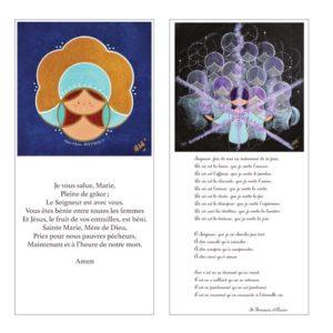 Les cartes Prières